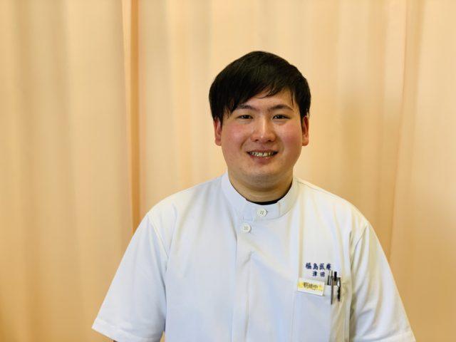 新入社員紹介 津田直基